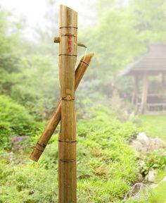 Shishi Odoshi Bamboo Water Feature