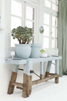 Side table hout - Woontrendz