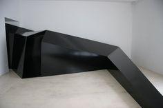 The Modern Institute / Exhibitions / Monika Sosnowska, Galerie Gisela Capitain, Cologne, 2005 / Images