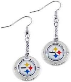 NFL Pittsburgh Steelers Crystal Dangle Earrings aminco http://www.amazon.com/dp/B005G8KUP6/ref=cm_sw_r_pi_dp_-Sv6tb0VZ8HKJ