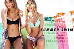 Women's Swimwear: Swimsuits, Bikinis, Boardshorts, Coverups, Beach Gear - Tillys.com