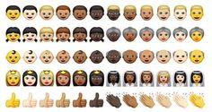 ¡Más vale tarde que nunca!  ¡Por fin, la diversidad racial y familiar llega a los emoticonos! Apple será el primero en actualizarlos a partir de mediados de marzo.