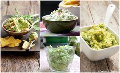 Recettes de guacamole