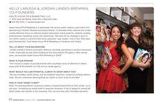 HHPR in Ventura Blvd Magazine Sherman Oaks, Co Founder, Public Relations, Fashion Beauty, Magazine, Lifestyle, Celebrities, House, Celebs