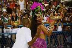 Carnaval 2013 - Mangueira - Ensaios Técnicos da Sapucaí - Foto: Alexandre Macieira|Riotur  | Rio Guia Oficial | www.rioguiaoficial.com.br