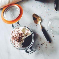 The Very Best Dark Chocolate Pudding | Turntable Kitchen
