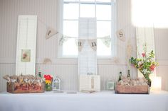 Table for Favors