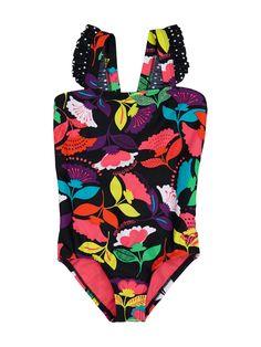 Lylove Studio for Roxy Roxy Surf, Fitness Brand, Women Lifestyle, Snowboard, Flower Patterns, Little Ones, Surfing, Floral Prints, One Piece