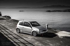 #lupo #tdi #car #vw #german #volkswagen #dub #dirty #diesel #water #scotland #saltcoats #pier