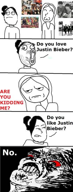 Lollollol! She looks like Yoko Ono in the 4th panel!