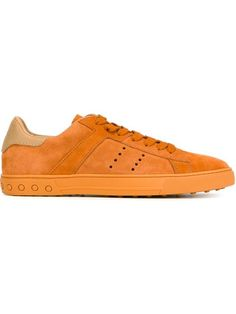 TOD'S Low-Top Sneakers. #tods #shoes #sneakers