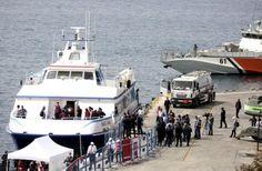 Al menos cinco personas mueren en un naufragio en el mar Egeo