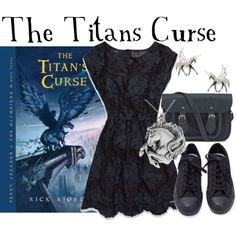 """""""The Titans Curse ~ Percy Jackson"""" by liesle on Polyvore"""