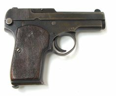 Russian Korovin 6.35 MM caliber pistol. Very, very rare Russian pocket pistol. Sometimes call the Tula-Korovin, it was produced in the late 1920s.