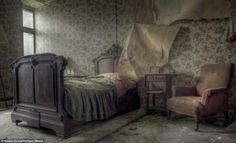 Bedroom seems scary to me!