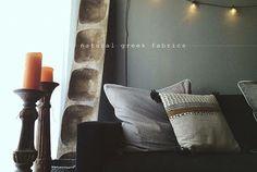 Pillows. #naturalgreekfabrics #natural #fabrics #boho #bohemian #decoration #interior #athens #greece