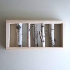 Birch art
