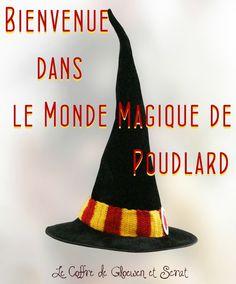 Crochet : Le chapeau de Harry Potter  DIY  Hat