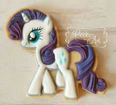 My Little Pony - Cookies Art by Shirlyn