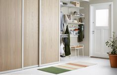 Inloopkast Van Elfa : 44 best for the home images walk in closet walk in wardrobe