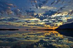 Sundown by Yngve Hansen on 500px