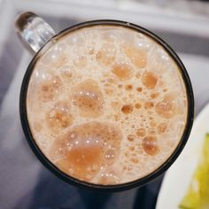 Give yourself a boost! Have a cup of bubbly teh tarik for the rest of 4 working days yes!