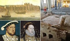 Experts working on a major development underneath the Old Royal Naval College in South London have discovered two rooms once used as part of the lavish Greenwich Palace.