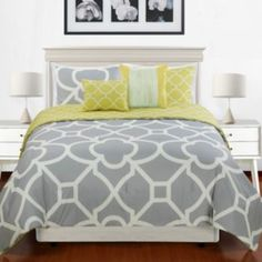 Georgia 5-pc. Reversible Comforter Set
