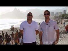 VIN DIESEL Y PAUL WALKER HABLANDO ESPAÑOL (FAST FIVE)