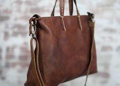 Bavisha Bag Dark Tanned