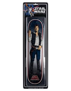 Santa Cruz x Star Wars Han Solo Collectible Deck - 8.26