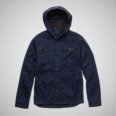 Men's Bengal Oxford Blue canvas jacket