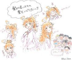 [Yakusoku No Neverland - Hoàn] Doujinshi + Fanart 1 All Anime, Manga Anime, Anime Art, Manhwa, Character Art, Character Design, Image Mix, My Little Pony Games, Clannad