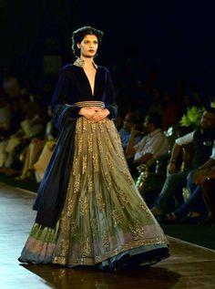Gaurav Gupta . Collection @ PCJ Delhi Couture Week, 2013 | India Today