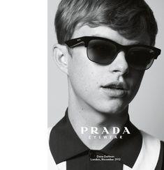 Dane DeHaan for Prada