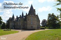 [Bretagne] le château de Bonnefontaine