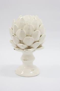 LINDA Pinha de porcelana