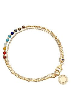 Astley Clarke 'Rainbow Cosmos Biography' Bracelet available at #Nordstrom