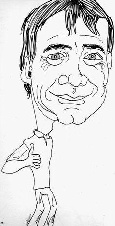 CARICATURAS DELBOY: CHRISTIAN THORSEN