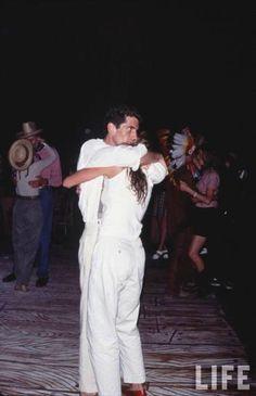 John and Carolyn partying! | Remembering Carolyn