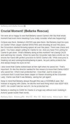 || The 100 - CW || #The100 || Clarke Griffin (Eliza Taylor) || Bellamy Blake (Bob Morley) || #Bellarke ||