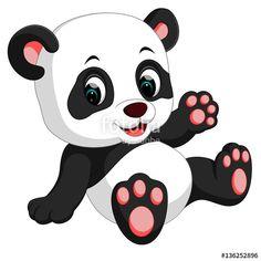 Cartoon panda images with cute cartoon panda wallpapers Cute Panda Cartoon, Cute Panda Drawing, Bear Cartoon, Niedlicher Panda, Panda Art, Cute Panda Wallpaper, Cute Disney Wallpaper, Panda Wallpapers, Cute Cartoon Wallpapers