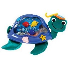 Baby Neptune Soothing Seascape Discover and Play Mobile