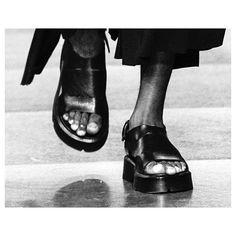 #julius_7 #sefiroth #tatsurohorikawa #footwear #sandals #ss16 #537 #537fwm #vibram