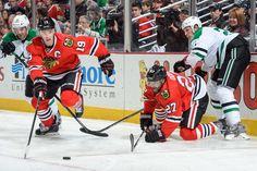 Captain Derp.. Blackhawks beat Dallas Stars 5-4 in overtime 1/4/15, Nice start to the year; now 26-11-2
