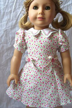 American Girl Doll Dress love it!