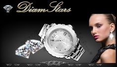 5180fc6b75 VIPSTORE montres brillantes Diamstars, le succès a été immédiat sur notre  site Montres, Chinois