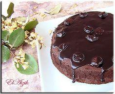"""Торт """" Шоколадный мусс""""."""