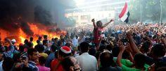 Égypte : un mort et 70 blessés lors d'affrontements