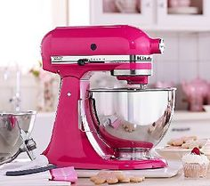 KitchenAid 4.5qt. 300 Watt 10 Speed Stand Mixer w/ Additional Bowl — QVC.com